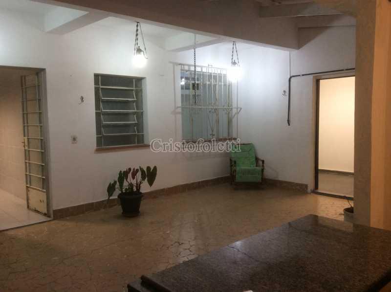 Terraço e quintal coberto - Apartamento 2 dormitórios amplo próximo ao metrô Praça da Árvore - ISLO0111 - 1