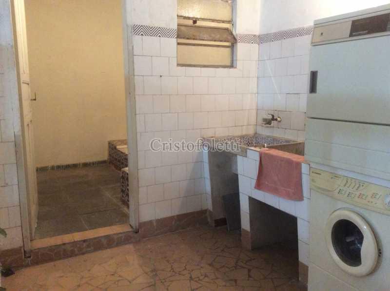 Área de Serviço - Apartamento 2 dormitórios amplo próximo ao metrô Praça da Árvore - ISLO0111 - 4