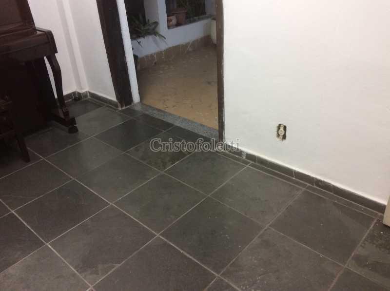Sala íntima - Apartamento 2 dormitórios amplo próximo ao metrô Praça da Árvore - ISLO0111 - 7