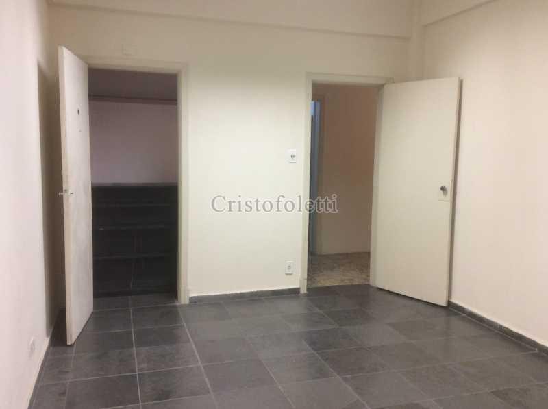 Dormitório - Apartamento 2 dormitórios amplo próximo ao metrô Praça da Árvore - ISLO0111 - 11