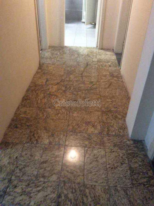 Distribuição - Apartamento 2 dormitórios amplo próximo ao metrô Praça da Árvore - ISLO0111 - 9