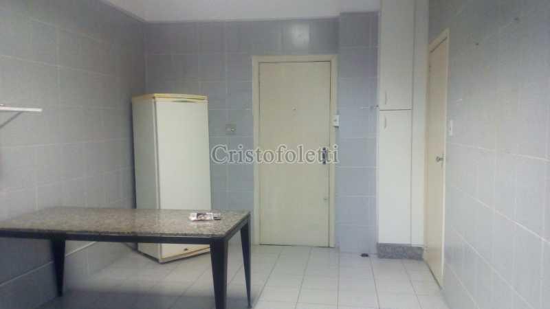 Copa Cozinha - Apartamento 2 dormitórios amplo próximo ao metrô Praça da Árvore - ISLO0111 - 12