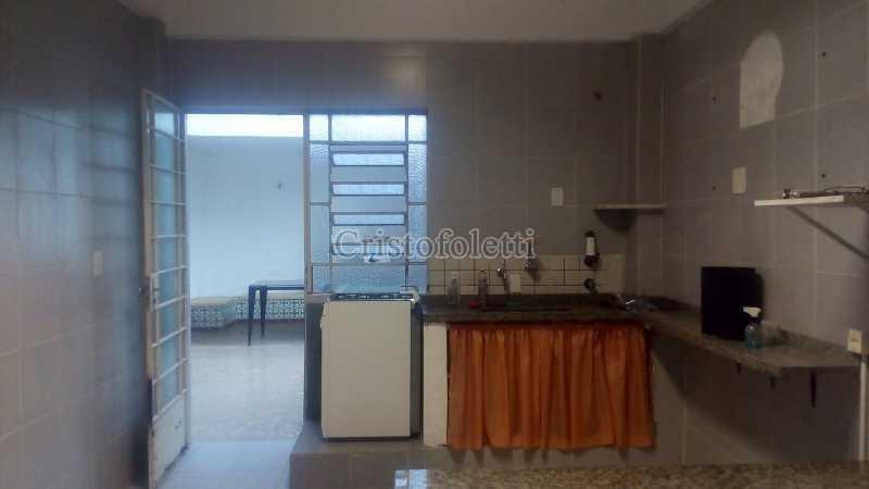 Cozinha - Apartamento 2 dormitórios amplo próximo ao metrô Praça da Árvore - ISLO0111 - 14
