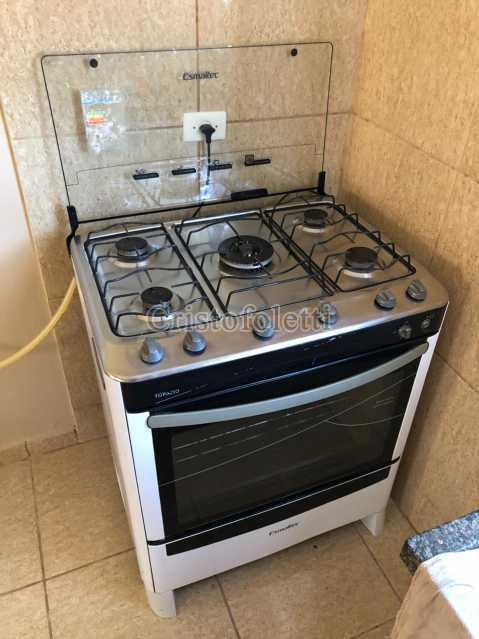 Cozinha - Fogão - Aluguel para temporada em Itu - ISLO0112 - 7