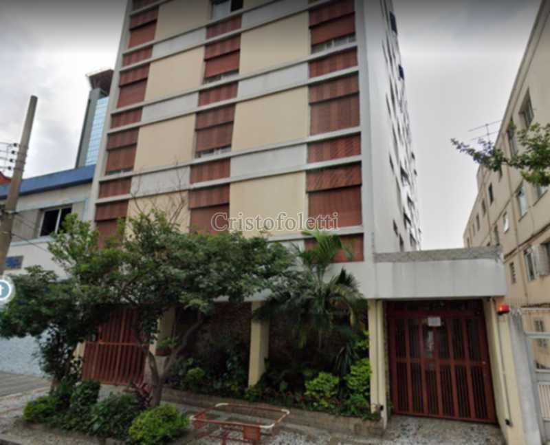 ezequiel - Apartamento para aluguel no metrô Santana, 2 dormitórios - ISLO0114 - 1