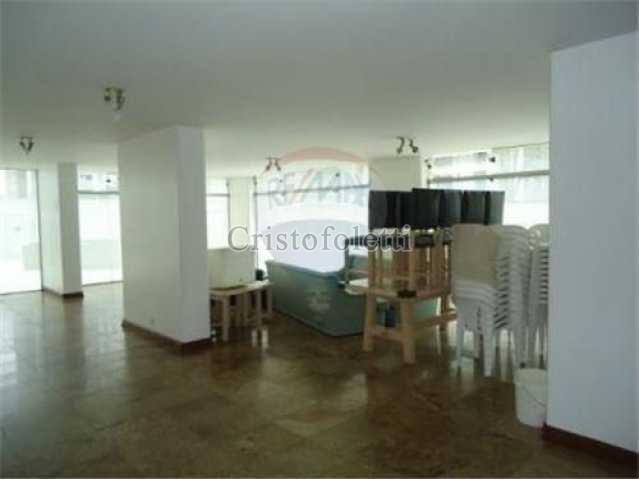 Salão amplo mesmo! - Apartamento À Venda - São Paulo - SP - Vila Clementino - CAVE0016 - 23