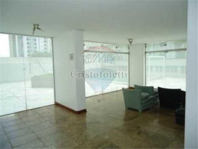 Belo salão de festas.  - Apartamento À Venda - São Paulo - SP - Vila Clementino - CAVE0016 - 22
