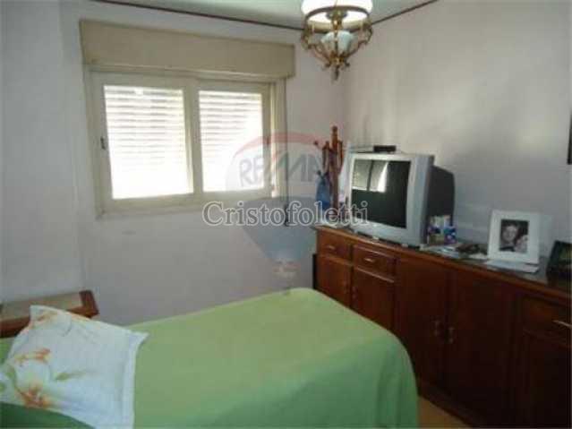 Suíte bem espaçosa. - Apartamento À Venda - São Paulo - SP - Vila Clementino - CAVE0016 - 11