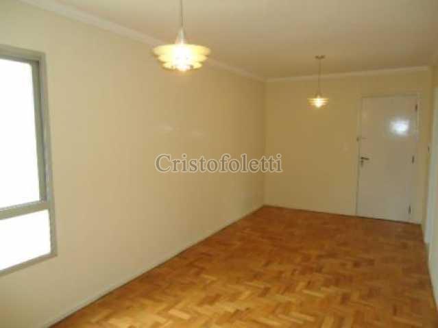 Sala dois ambientes - Apartamento, 3 dormitorios, Vila Monumento - CALO0007 - 7