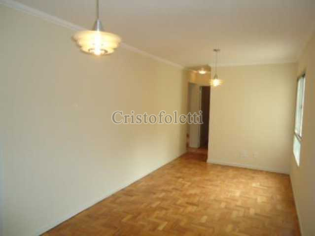 Sala dois ambientes - Apartamento, 3 dormitorios, Vila Monumento - CALO0007 - 8