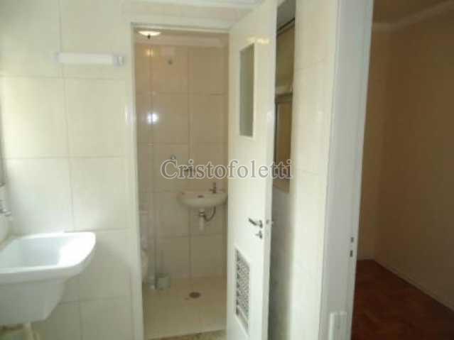 Área de serviço e banho serv. - Apartamento, 3 dormitorios, Vila Monumento - CALO0007 - 10