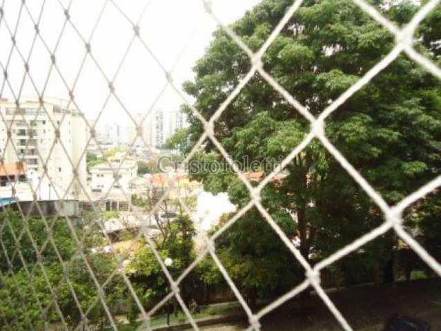 Vista aberta. - Apartamento, 3 dormitorios, Vila Monumento - CALO0007 - 12