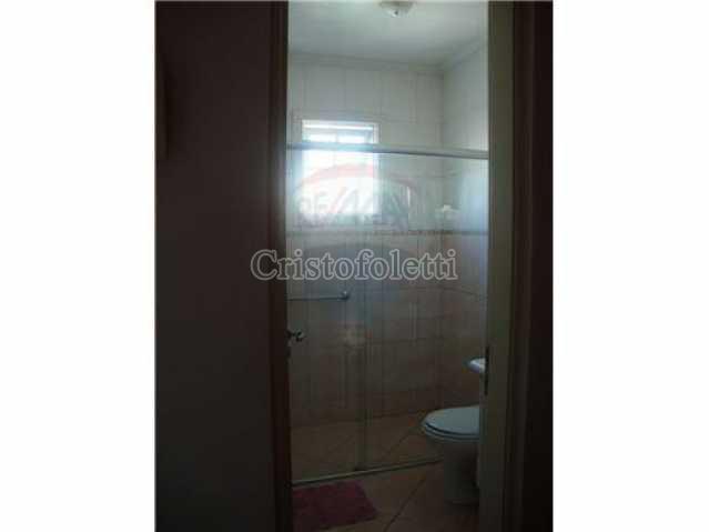 Banho da suíte com ventilaç? - Casa Rua Backer,São Paulo,Zona Centro,Cambuci,SP À Venda,3 Quartos,200m² - CAVE0004 - 3