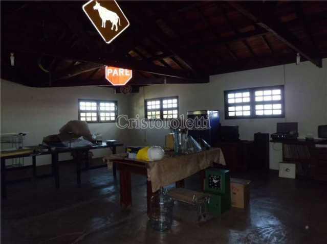 23 - Casa de campo no Bairro Vitassay em Boituva - ISVE0010 - 24