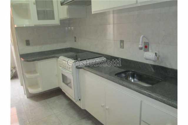 Cozinha - Apartamento PARA ALUGAR, Parque Nossa Senhora da Candelária, Itu, SP - ISLO0018 - 5