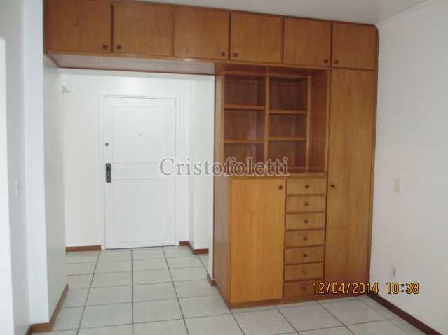 003 - Praça dos Franceses, Bela Vista, apartamento para alugar - ISLO0020 - 1