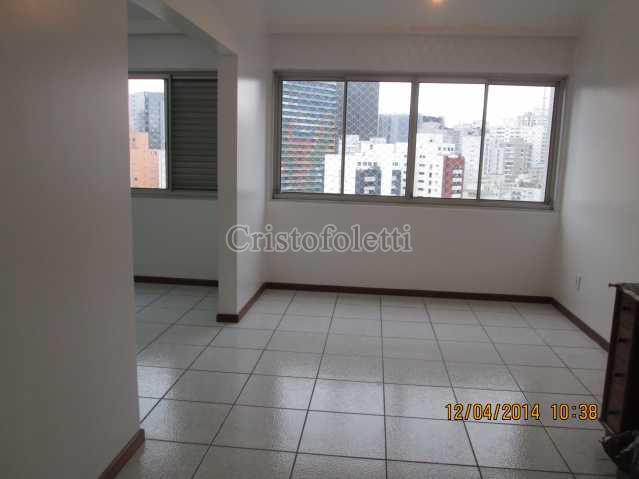 004 - Praça dos Franceses, Bela Vista, apartamento para alugar - ISLO0020 - 4