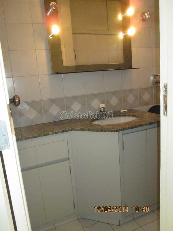 018 - Praça dos Franceses, Bela Vista, apartamento para alugar - ISLO0020 - 14