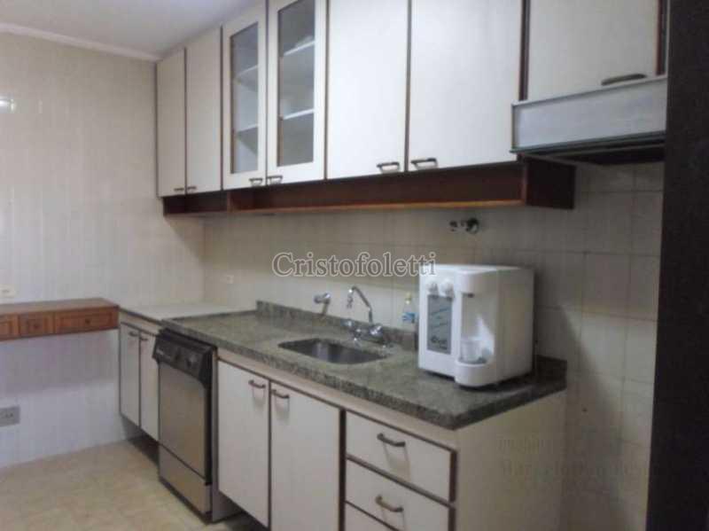 Bancada serviços cozinha - Apartamento com 3 dormitórios para alugar no metrô Sacomã - ISVL0025 - 22