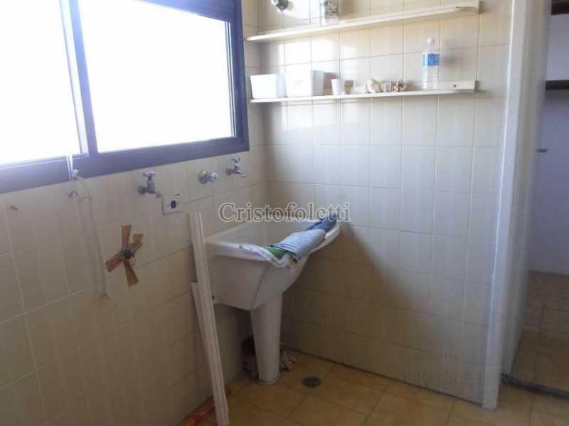 Área serviço - Apartamento com 3 dormitórios para alugar no metrô Sacomã - ISVL0025 - 28