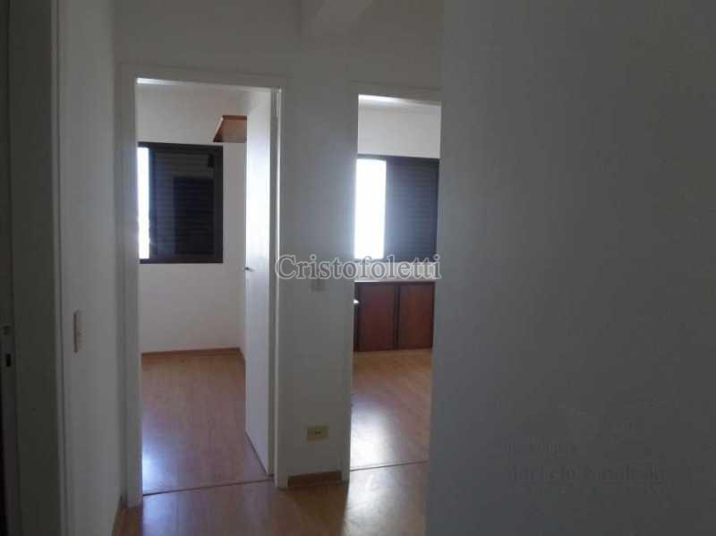 Distribuição quartos - Apartamento com 3 dormitórios para alugar no metrô Sacomã - ISVL0025 - 9
