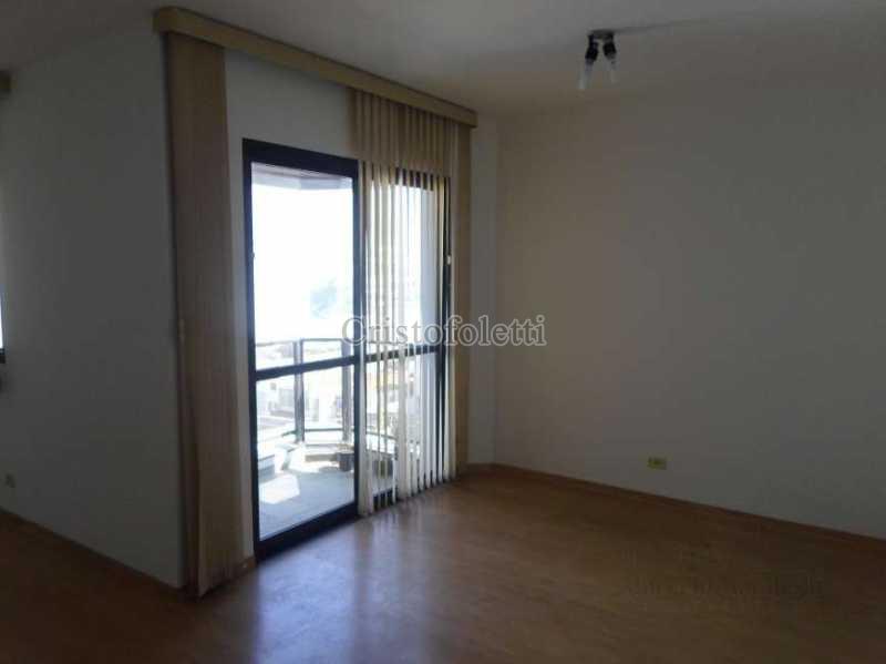 Terraço estar - Apartamento com 3 dormitórios para alugar no metrô Sacomã - ISVL0025 - 1