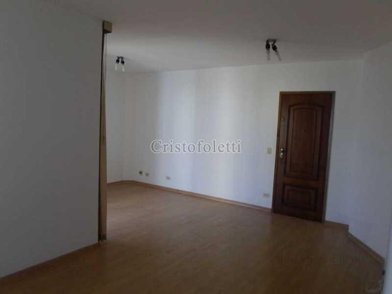 Entrada social - Apartamento com 3 dormitórios para alugar no metrô Sacomã - ISVL0025 - 5
