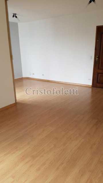 Sala 2 ambientes - Apartamento com 3 dormitórios para alugar no metrô Sacomã - ISVL0025 - 6
