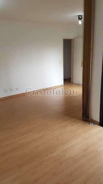 Sala 2 ambientes angulo - Apartamento com 3 dormitórios para alugar no metrô Sacomã - ISVL0025 - 4