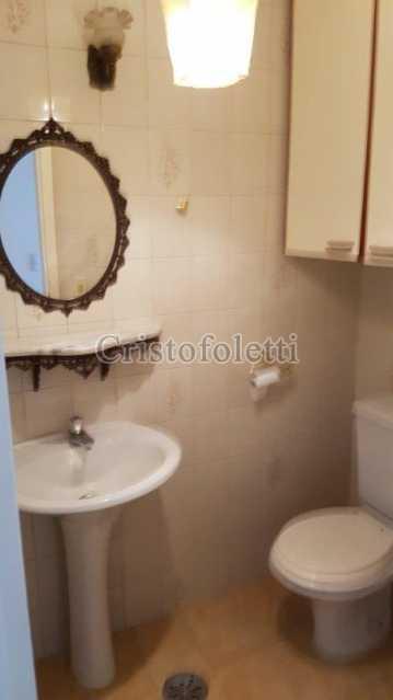 Lavabo - Apartamento com 3 dormitórios para alugar no metrô Sacomã - ISVL0025 - 7