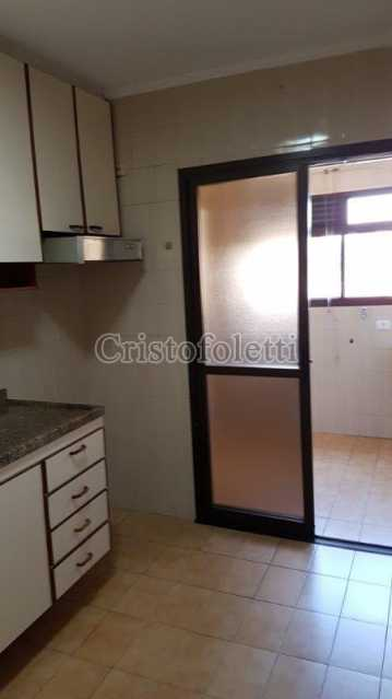 Cozinha acesso area servico - Apartamento com 3 dormitórios para alugar no metrô Sacomã - ISVL0025 - 24