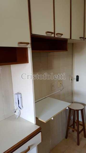 Cozinha Armarios - Apartamento com 3 dormitórios para alugar no metrô Sacomã - ISVL0025 - 25