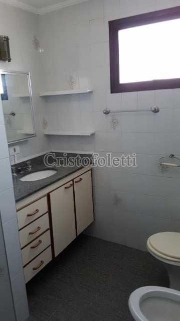 Banheiro Suite - Apartamento com 3 dormitórios para alugar no metrô Sacomã - ISVL0025 - 18
