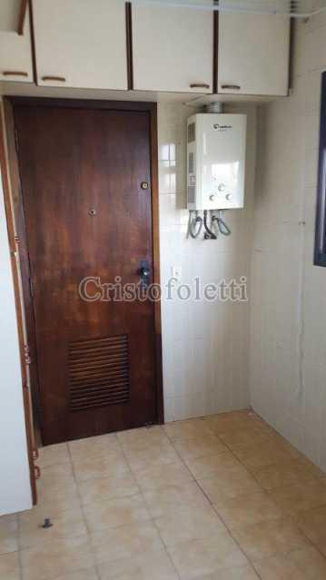 Area de Servico - Apartamento com 3 dormitórios para alugar no metrô Sacomã - ISVL0025 - 27