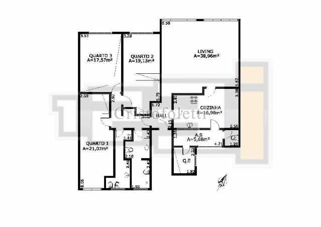 5 - Apartamento 4 dormitórios no Paraíso para venda - ISVE0030 - 5