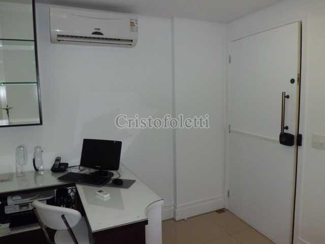 recepção - Sala Comercial Para Alugar no Condomínio Top Towers Offices - São Paulo - SP - Vila Mariana - ISLO0031 - 4