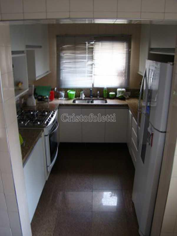 Fabio Prado apto Fotos 3 - Apartamento À Venda no Condomínio Maison Saint Michel - São Paulo - SP - Jardim Vila Mariana - CAVE0024 - 17