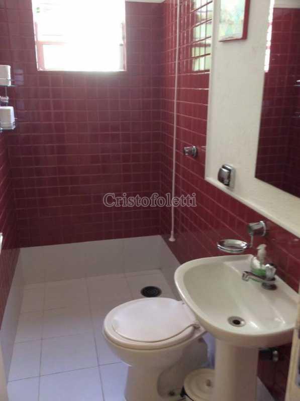 lavabo 2 - Prédio comercial para venda ou locação na Vila Mariana - 5 salas, 2 vagas - ISVL0037 - 13