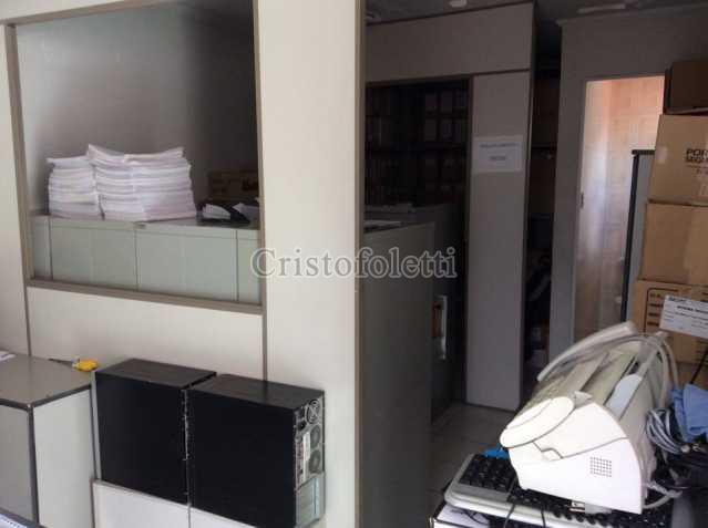 sala 5 e lavabo 4 - Prédio comercial para venda ou locação na Vila Mariana - 5 salas, 2 vagas - ISVL0037 - 15
