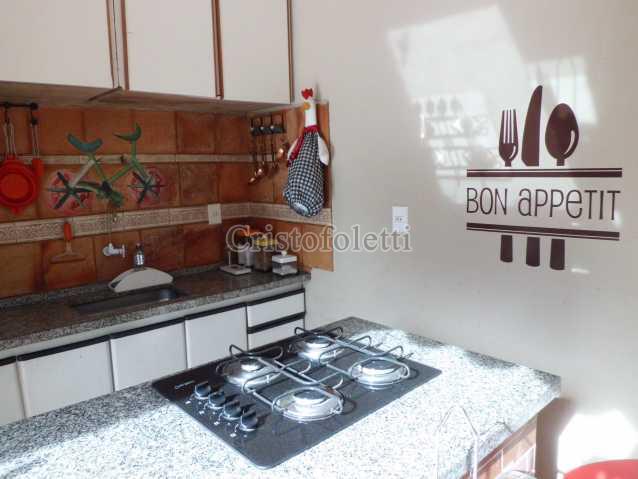 Espaço gourmet - lazer - Sobrado À venda no Planalto Paulista - ISVE0038 - 23