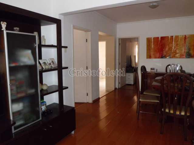 Sala para 2 ambientes - Casa À VENDA, Vila Pompéia, São Paulo, SP - ISVE0042 - 4