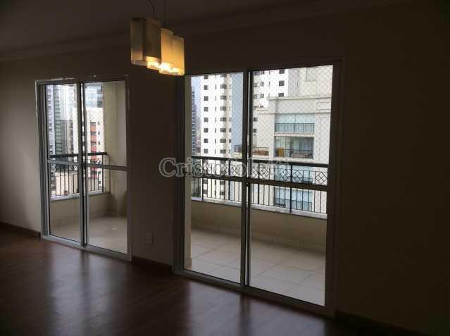 Sala para 2 ambientes - Apartamento 3 quartos para alugar São Paulo,SP - R$ 4.300 - ISVL0046 - 5