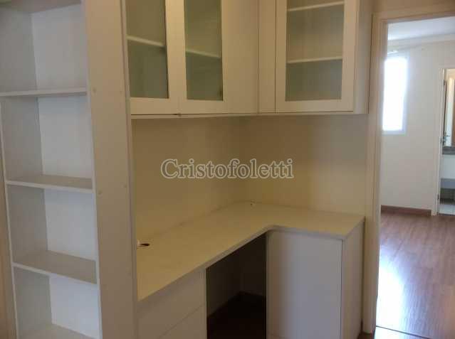 Escritório / biblioteca - Apartamento 3 quartos para alugar São Paulo,SP - R$ 4.300 - ISVL0046 - 10