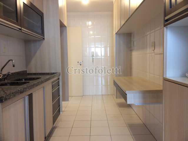 Cozinha mobiliada - Apartamento 3 quartos para alugar São Paulo,SP - R$ 4.300 - ISVL0046 - 19