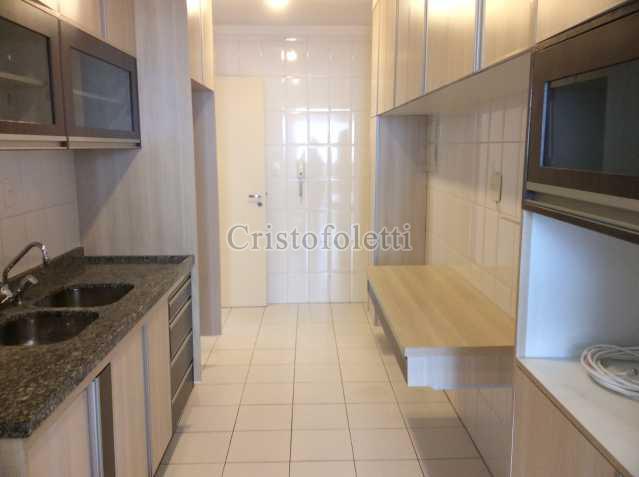 Cozinha mobiliada - Apartamento 3 quartos para alugar São Paulo,SP - R$ 4.300 - ISVL0046 - 20