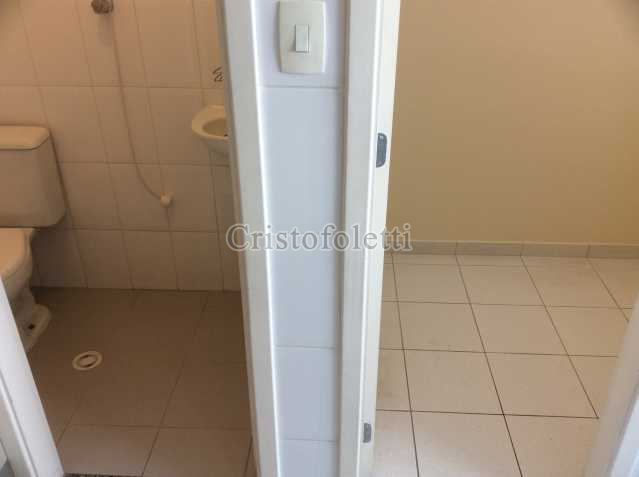 Dependência completa - Apartamento 3 quartos para alugar São Paulo,SP - R$ 4.300 - ISVL0046 - 24