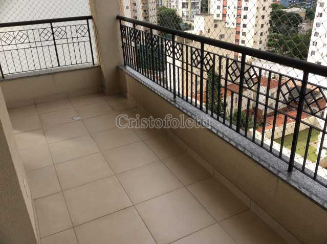 Andar alto - Apartamento 3 quartos para alugar São Paulo,SP - R$ 4.300 - ISVL0046 - 1