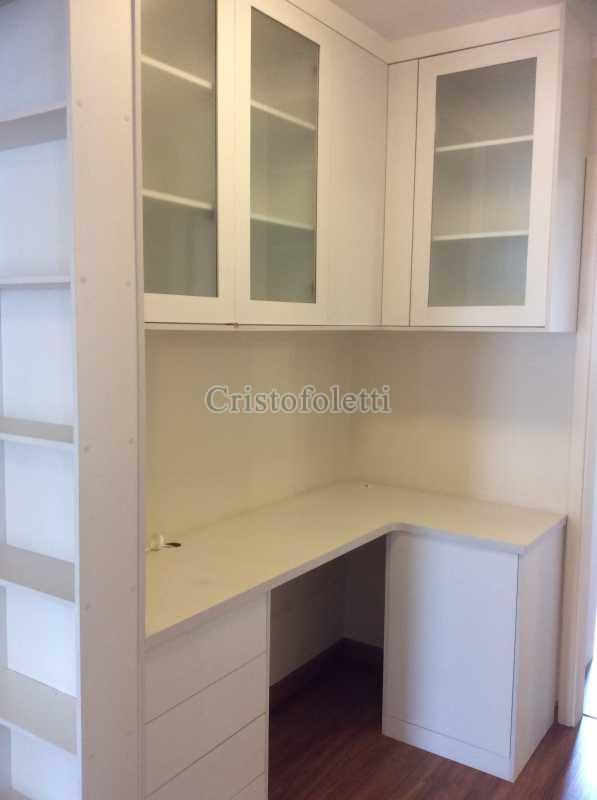 Escritório / biblioteca - Apartamento 3 quartos para alugar São Paulo,SP - R$ 4.300 - ISVL0046 - 9