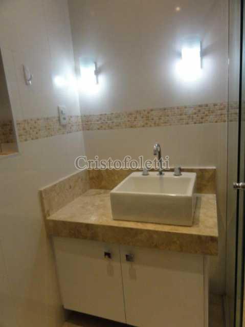 Banheiro social - Casa À VENDA, Vila Moinho Velho, São Paulo, SP - ISVL0049 - 16