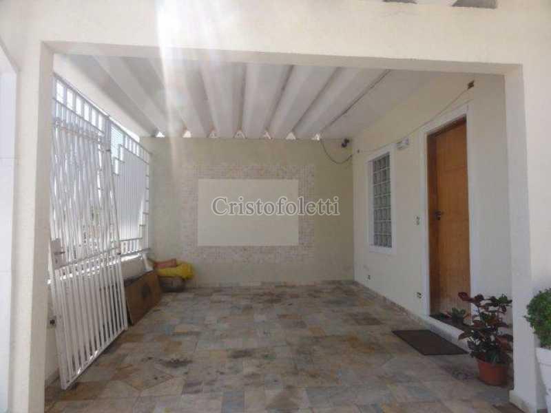 Vaga coberta / salão festas - Casa À VENDA, Vila Moinho Velho, São Paulo, SP - ISVL0049 - 4